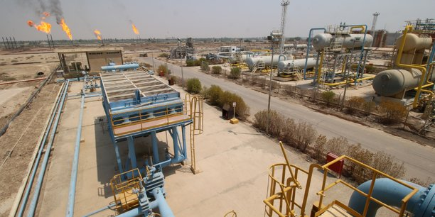Shell cede ses parts dans le gisement irakien de majnoun[reuters.com]