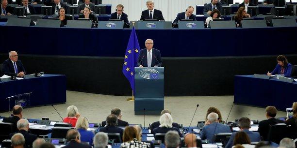 Juncker exhorte les vingt-sept a profiter de l'embellie pour relancer l'ue[reuters.com]