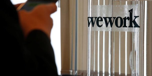 La start-up spécialisée dans le coworking Wework porte plainte pour usurpation d'identité de la part de UrWork, son rival chinois.