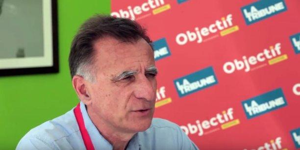 Jean-Louis Gachet, ici lors d'une interview webTV en 2015