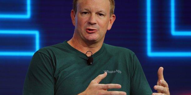 Brian Acton, co-fondateur de l'application de messagerie instantanée WhatsApp, a passé huit ans au sein de l'entreprise, devenue depuis filiale de Facebook.