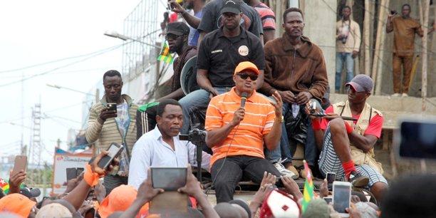 L'opposition parlementaire rejette l'ordre du jour, la session extraordinaire suspendue — Togo