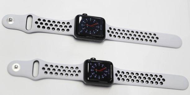 La nouvelle apple watch ou le fantasme de la montre-telephone[reuters.com]