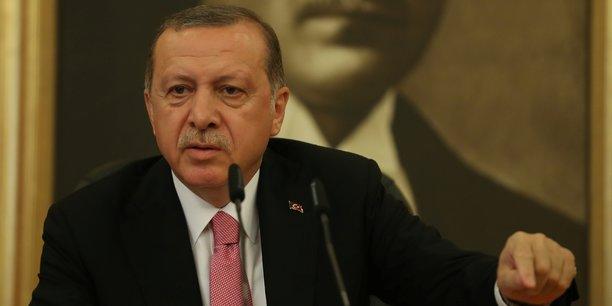 Erdogan tient tete a l'otan dans l'affaire des missiles russes[reuters.com]