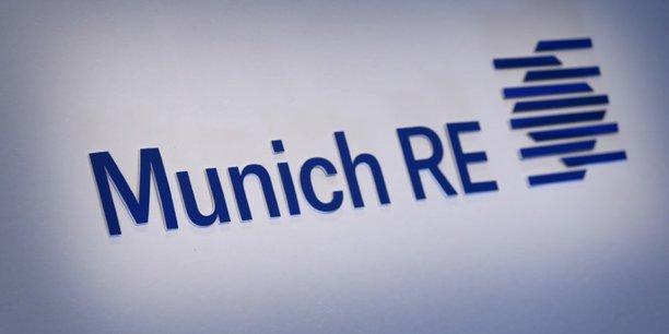 Munich re avertit sur ses resultats apres les ouragans[reuters.com]