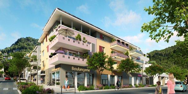 Roxie développe son premier programme Satisfait ou remboursé à Saint-Martin du Var, près de Nice.