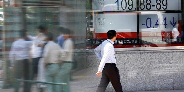 Le nikkei a tokyo finit en baisse de 0,29%[reuters.com]