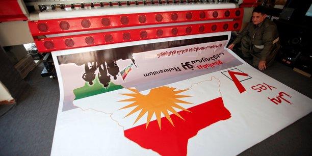 Irak: le referendum kurde aura un cout, averti ankara[reuters.com]