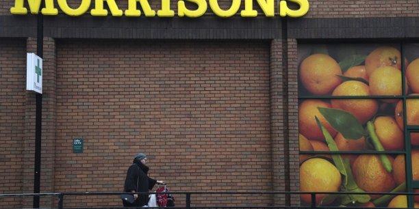 Morrisons augmente son benefice mais l'action baisse nettement[reuters.com]
