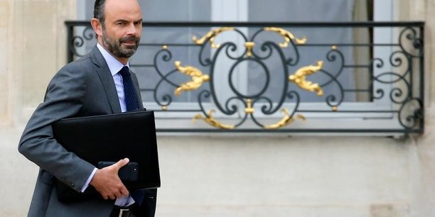 Philippe entre en scene sur l'international[reuters.com]