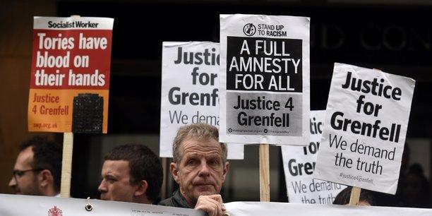 Premiere session de l'enquete publique sur la tragedie de la grenfell tower[reuters.com]