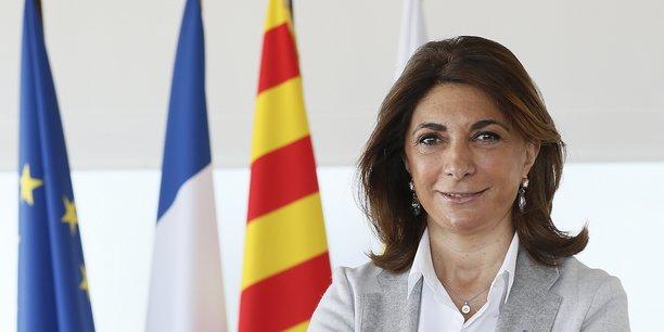 Martine Vassal, Présidente du département des Bouches-du-Rhône