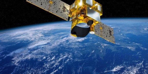 Le satellite franco-allemand Merlin utilise le laser pour mesurer les taux de gaz à effet de serre dans l'atmosphère avec une précision inégalée.