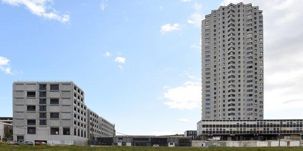 Le quartier de la Duchère (Lyon 9e) est en pleine transformation.
