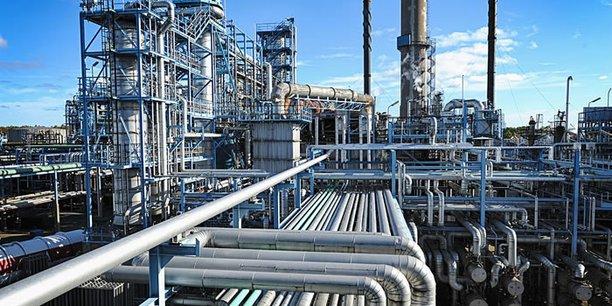 Les revenus de la production de pétrole représentent 70% des recettes de l'Etat nigérian.