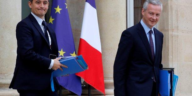 Le déficit public français va grimper à 3,9% cette année