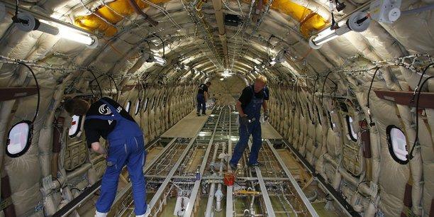 Dans l'aéronautique, Airbus et Safran ont rouvert partiellement leurs sites de production