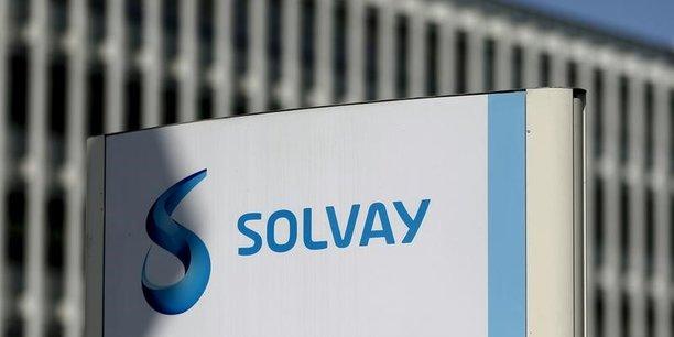 Le CEO de Solvay: