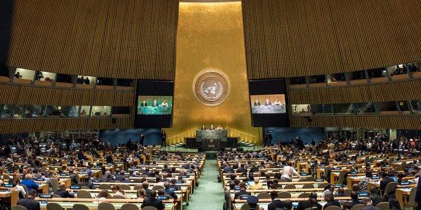 Le chef de l'ONU plaide pour un