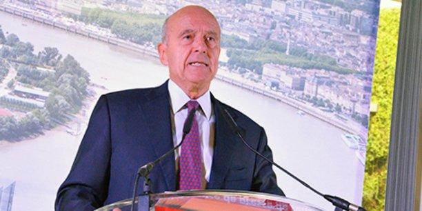 Alain Juppé entretient le mystère sur ce qu'il prévoit de faire à l'issue de son actuel mandat (photo archives ML)