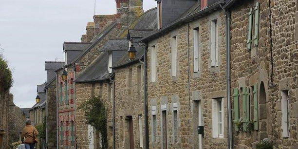 Les logements en milieu rural ont une meilleur note que les logements en centre-ville.