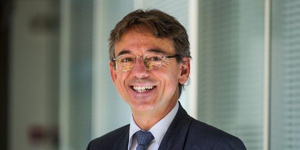 Philippe Stéfanini, le directeur général de l'agence de développement économique Provence Promotion.