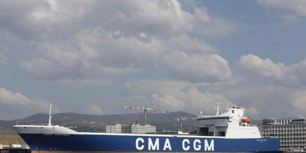 CMA CGM va naviguer au gaz naturel liquéfié