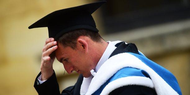 Les étudiants les moins favorisés seront amenés, dans les années à venir, à quitter l'université avec une dette pouvant atteindre 57.000 livres.