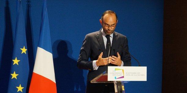 L'Etat doit s'appuyer sur ceux qui connaissent le territoire s'il veut gagner ses combats a lancé Edouard Philippe