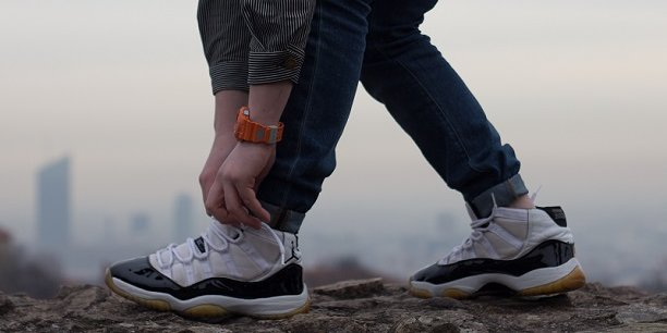 Une paire de baskets peut être vendue 2 600 dollars, soit huit fois son prix d'origine. Un exemple à suivre pour ces spéculateurs en herbe.
