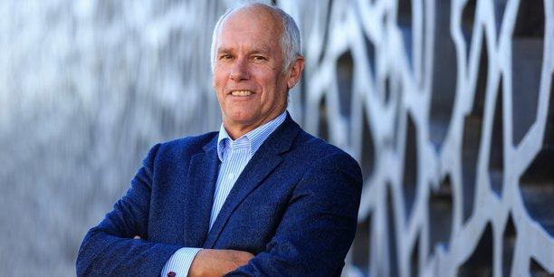 Hugues Parant, directeur général d'Euroméditerranée.