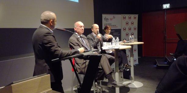 Matinale de la recherche sur le thème « L'industrie spatiale entre deux époques ? » organisée le 21 septembre dernier.