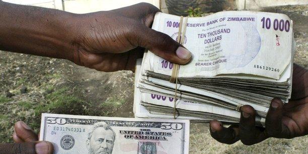 Poussé dans ces derniers retranchements par la crise de liquidité qui frappe le pays, le Zimbabwe a dû recourir à l'Afreximbank pour maintenir sa trésorerie à flot