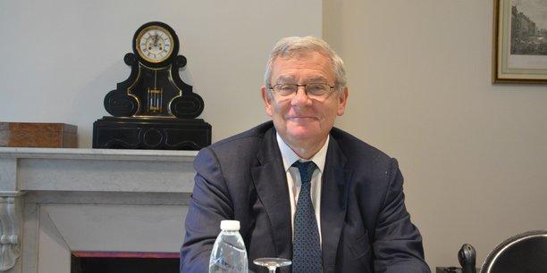 Jean Lemierre président de BNP Paribas