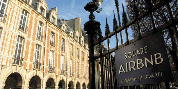 Paris veut fixer le nombre de nuitées — Airbnb