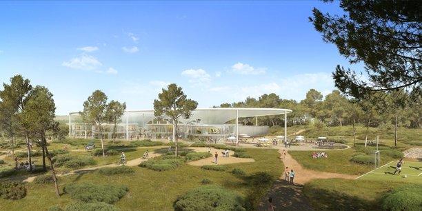 Inauguration du campus thecamp à Aix-en-Provence le jeudi 28 Septembre