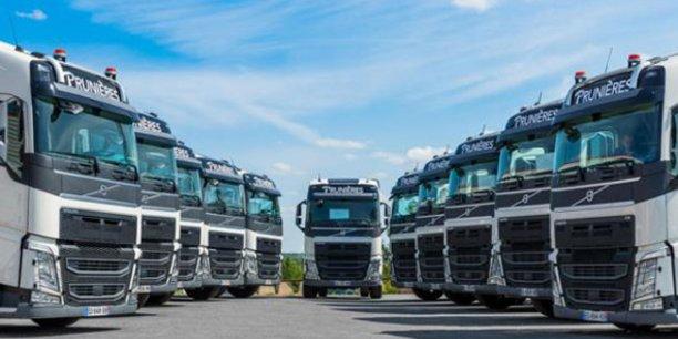 Le néo-Lozérien Prunières investit 1,5 M€ en flotte et personnel pour participer au chantier du siècle
