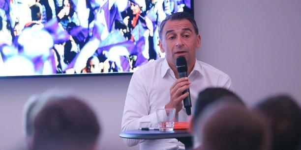 Olivier Sadran est le co-président de Newrest.