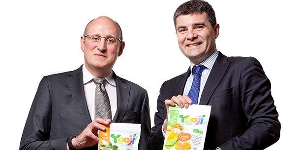 Philippe Briffault et Frédéric Ventre, cofondateurs de Yooji
