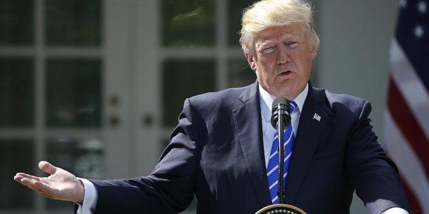 Ce sera vraiment quelque chose d'extraordinaire, a lancé Donald Trump. Pour rappel, le code des impôts n'a pas été réformé depuis Ronald Reagan en 1986.