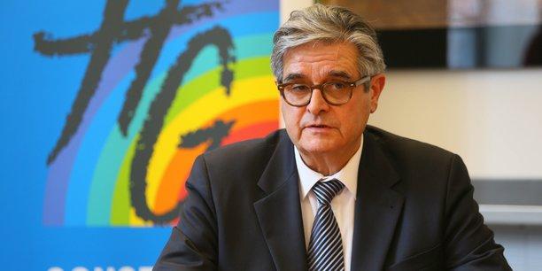 Georges Méric veut éviter un département coupé en deux en termes d'emplois.