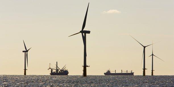 En quelques années, le coût de l'éolien en mer a été divisé par trois !