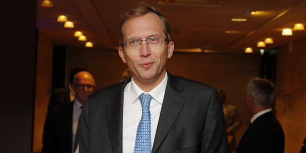 Henri Poupart-Lafarge, PDG d'Alstom et futur directeur général de Siemens Alstom