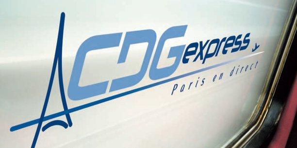 CDG Express : Anne Hidalgo et Stéphane Troussel demandent la suspension des travaux