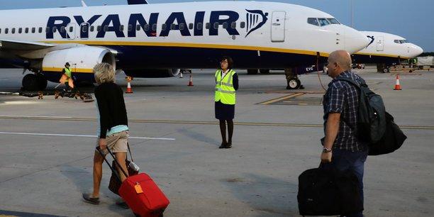 Résultats record en vue, malgré les annulations de vols — Ryanair
