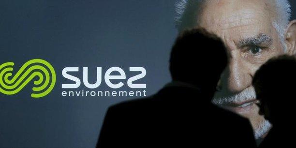 Finalise l'acquisition de GE Water — Suez