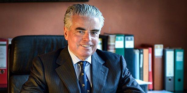 Alain Ferrasse, président de la Fédération des promoteurs immobiliers d'Aquitaine Poitou-Charentes