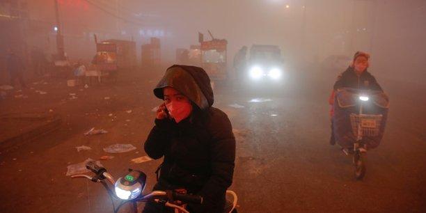 Des chiffres du ministère montrent que pour les 328 plus grandes villes de Chine, la qualité de l'air s'est détériorée durant les six premiers mois de l'année.