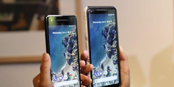 Le smartphone Pixel 2 sera disponible à partir de 649 dollars (552 euros) à partir du 19 octobre.