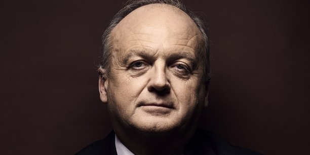 Le président du directoire de la Société du Grand Paris, Philippe Yvin.